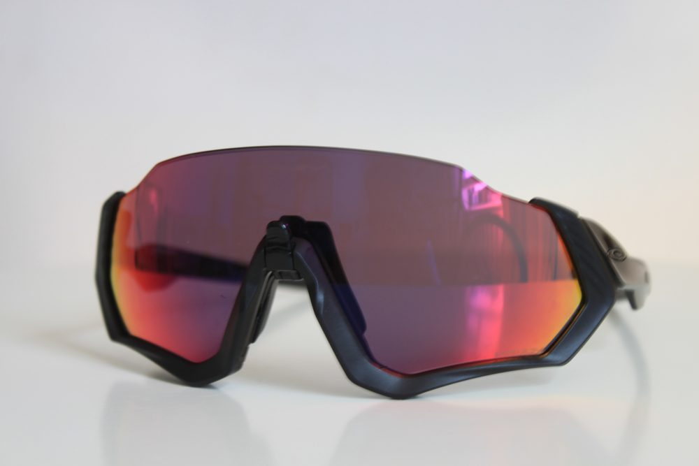 3f2a3997f67 Oakley Flight Jacket sunglasses review - Cycling Weekly