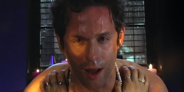 dennis it's always sunny orgasm face
