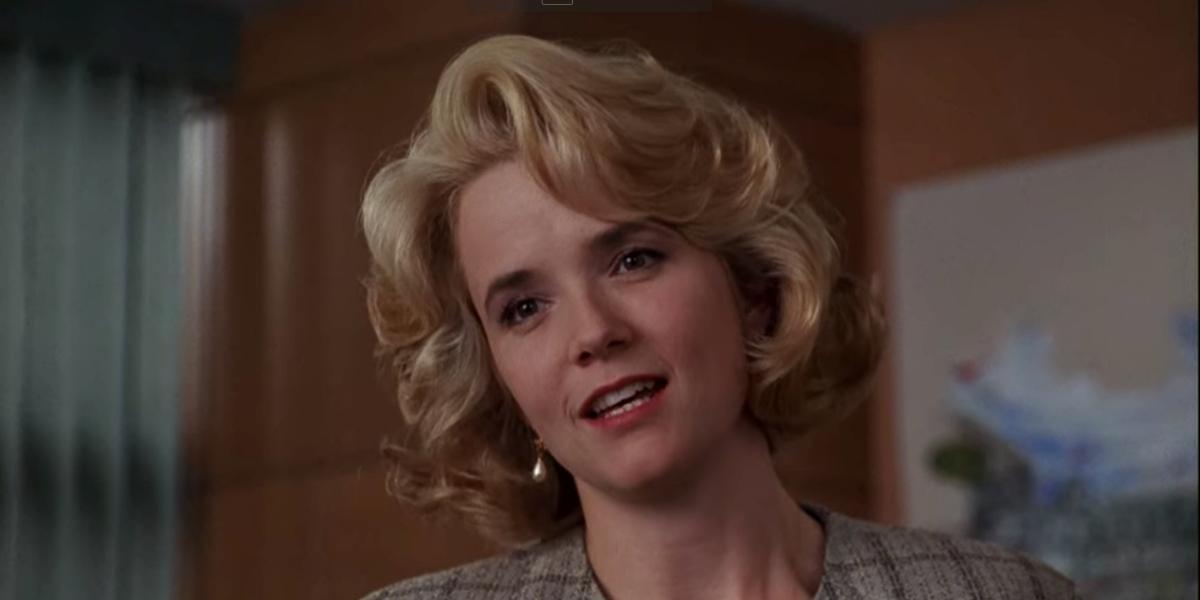 Lea Thompson in Dennis The Menace