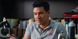 First Look At Mario Lopez's Colonel Sanders In Lifetime's KFC Mini-Movie (Which Is A Thing That Exists)