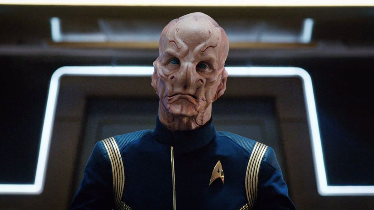 Star Trek Discovery mini-episodes begin next month and include a Saru prequel and the return of Harry Mudd