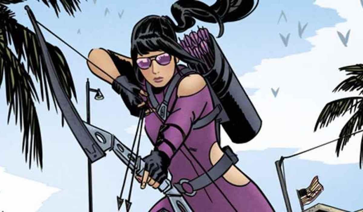 Kate Bishop / Hawkeye in comic books