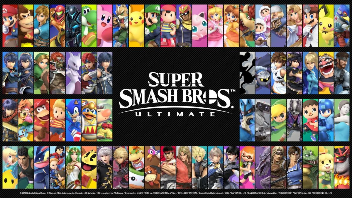 Here's how to watch the Super Smash Bros Ultimate Direct today