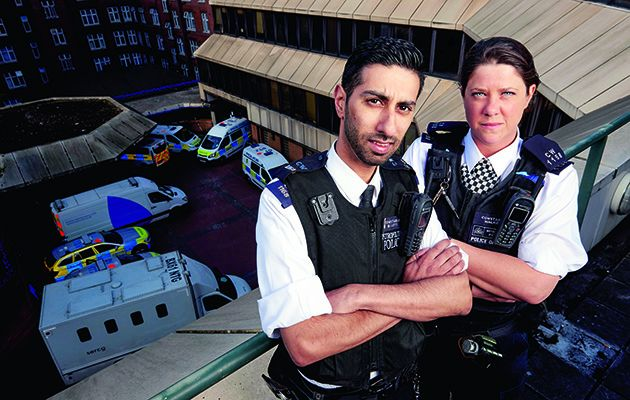 Back on the beat with London's police force in the second series of this Police documentary