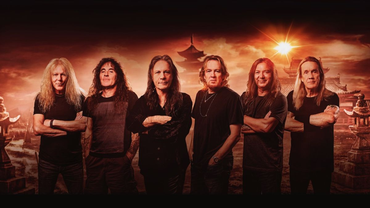 Iron Maiden, Bloodstock, crap cover bands and more on the new Metal Hammer Podcast