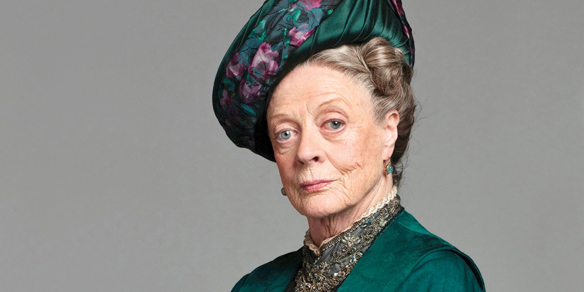 Maggie Smith Downton Abbey movie sequel?