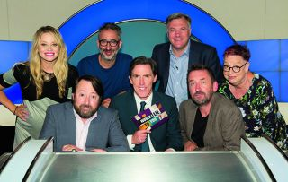 Dishonesty is the best policy as Rob Brydon returns to host TV's most consistently funny panel show in WILTY's tenth anniversary year.