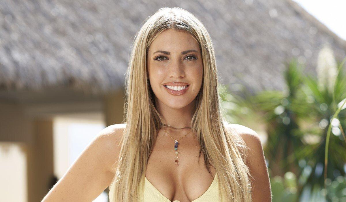 Bachelor in Paradise Victoria Larson