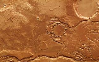 Mars' Mangala Valles