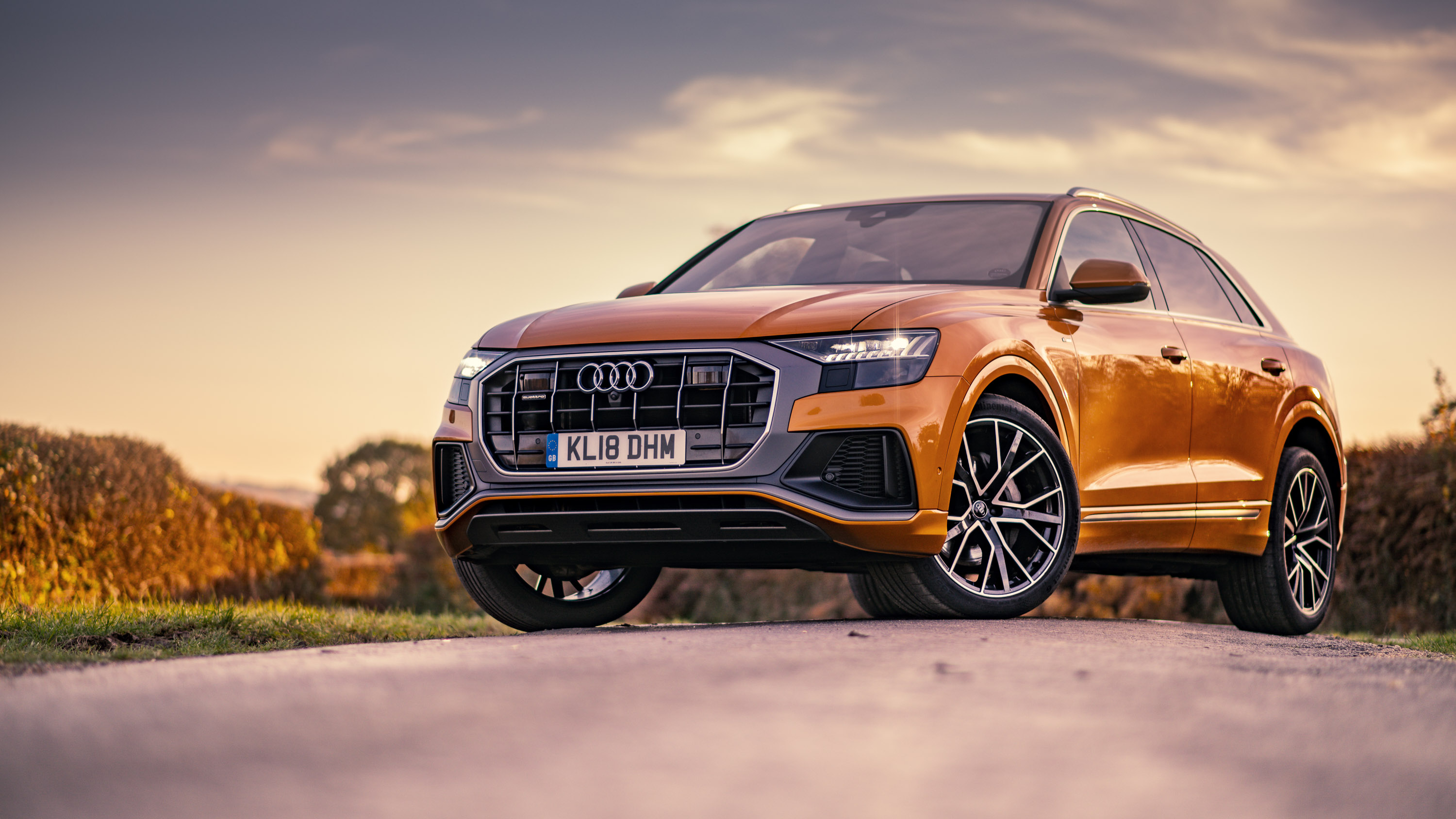 מקורי Audi Q8: when coupé meets SUV | TechRadar ED-97