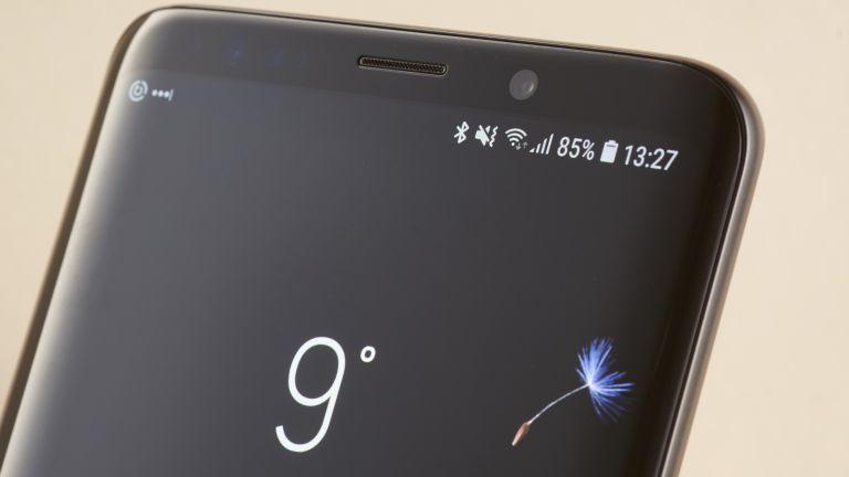 Samsung Galaxy S10 3D-sensing camera