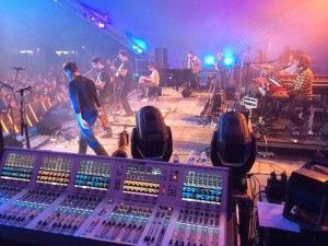 HARMAN supplies Voodoo Experience Festival