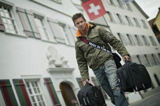 Felix Baumgartner, Austrian skydiver