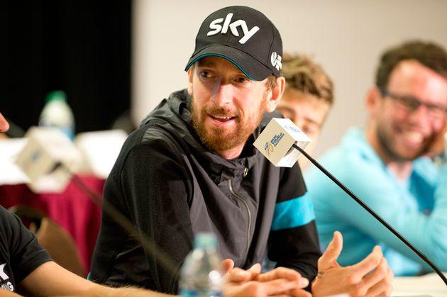 Bradley Wiggins, Tour of California 2014 press conference