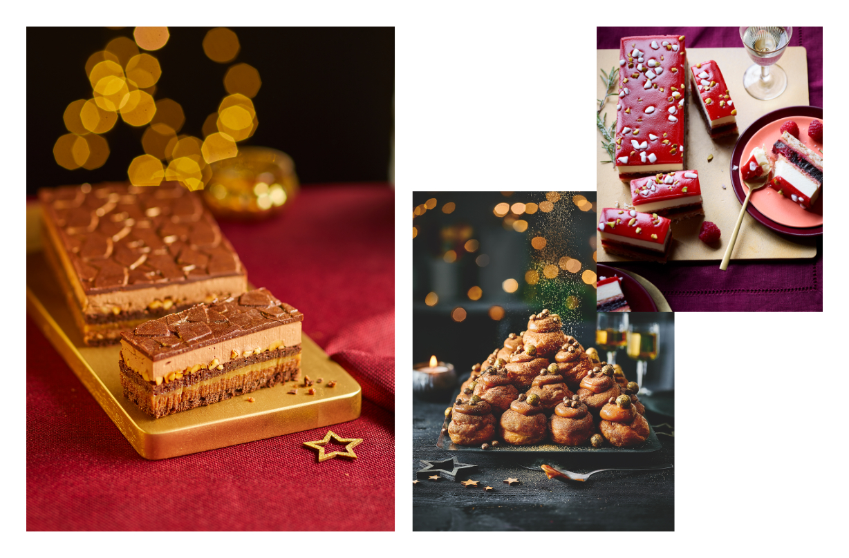Woman and Home Christmas taste tests 2020 winners desserts