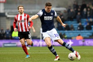 Millwall v Sheffield United – FA Cup – Fourth Round – The Den