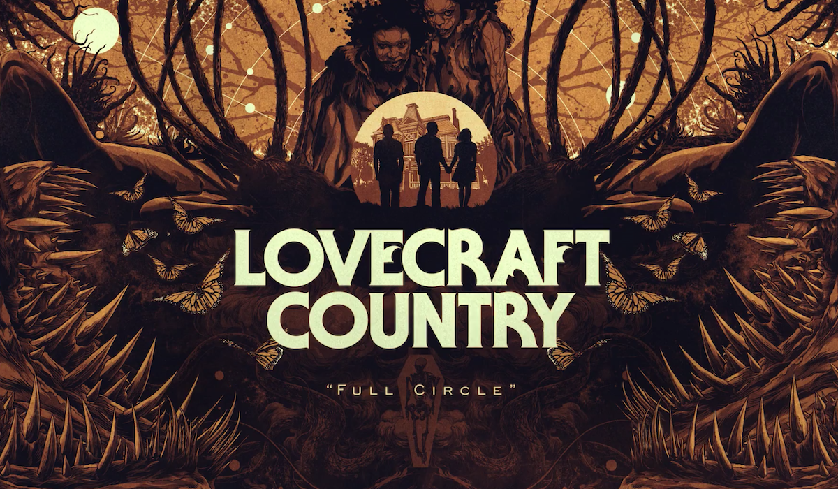 lovecraft country finale title screen
