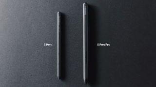 S Pen y S Pen Pro