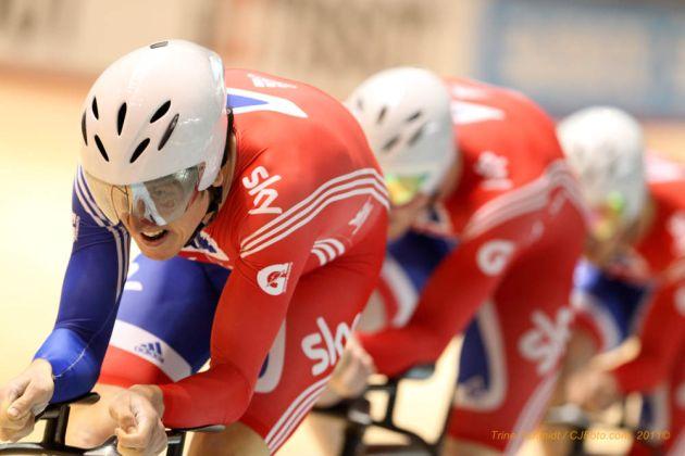 Great Britain team pursuit