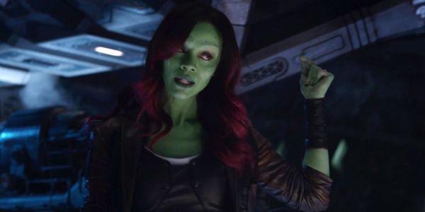 Gamora Avengers: Infinity War