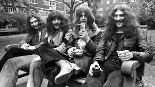 Black Sabbath in the 1970s
