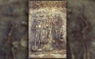 Niederstotzingen burial