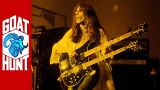 Geddy Lee is our pre-80s bass GOAT