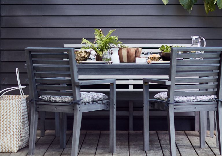 Marks and Spencer garden table and chairs
