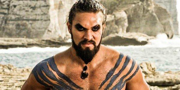 Khal Drogo Jason Momoa Game of Thrones HBO