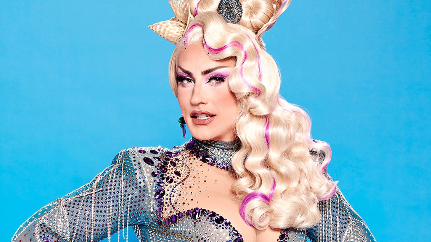 RuPaul's Drag Race contestant Ella Vaday