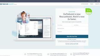 RescueAssist - Mature software with an expansive feature set