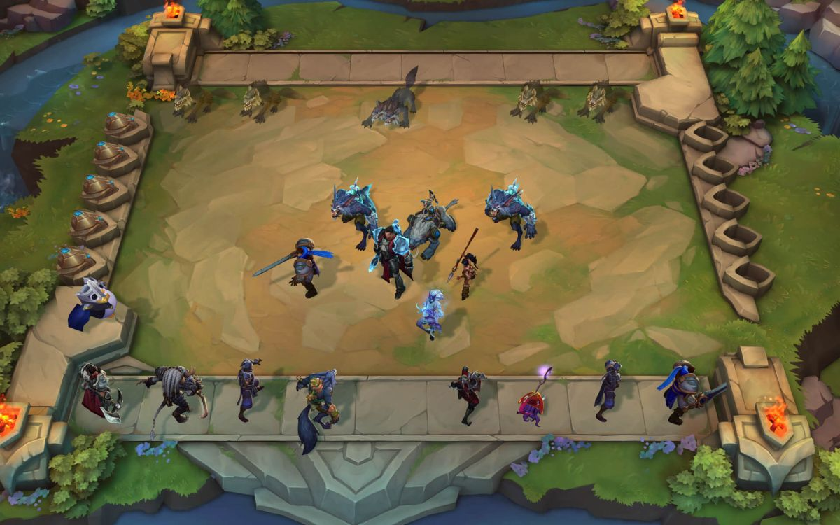 Teamfight Tactics is a super fun Auto Chess variant, despite