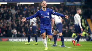 Eden Hazard Tottenham
