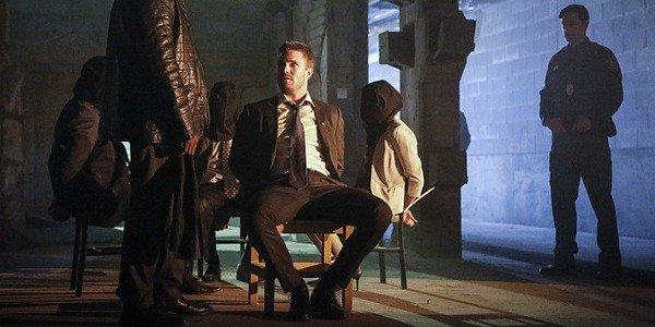 Arrow Season 5 CW oliver queen