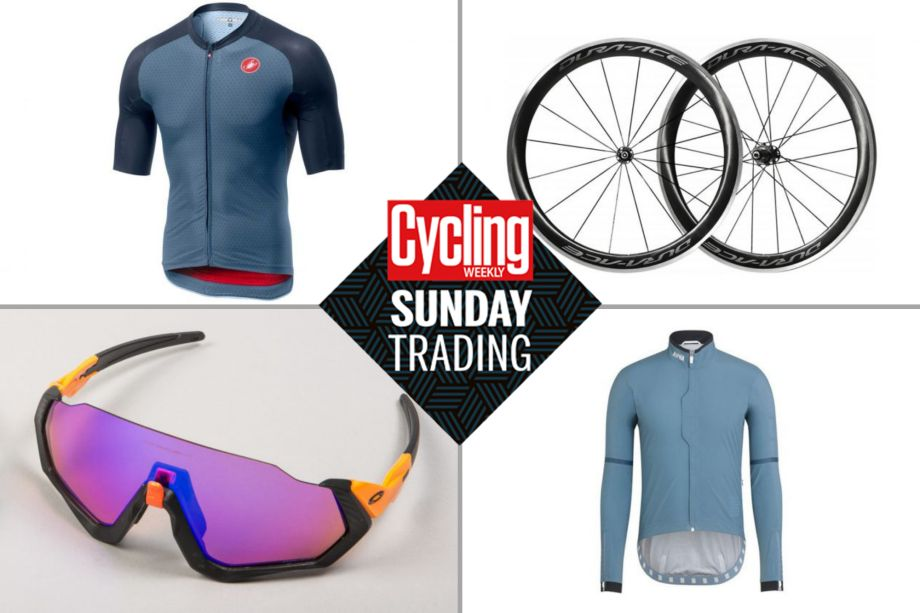 445c4ee8b32d Sunday trading  Save £75 on Oakleys and £600 on Shimano wheels ...