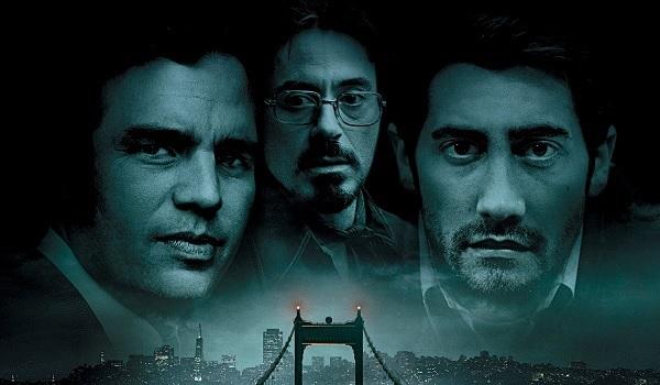 Zodiac Jake Gyllenhaal Mark Ruffalo Robert Downey Jr. floating heads