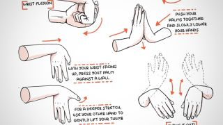 Keep your most important asset healthy with these hand exercises.