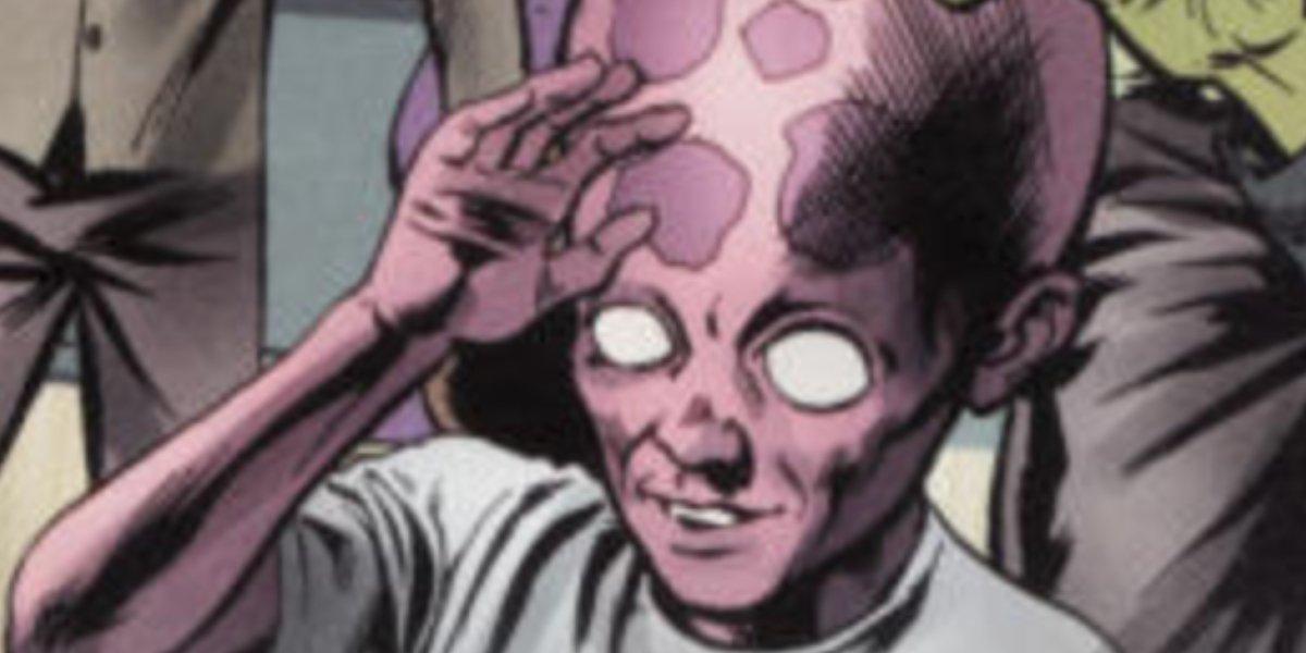 Artie Maddicks is pink