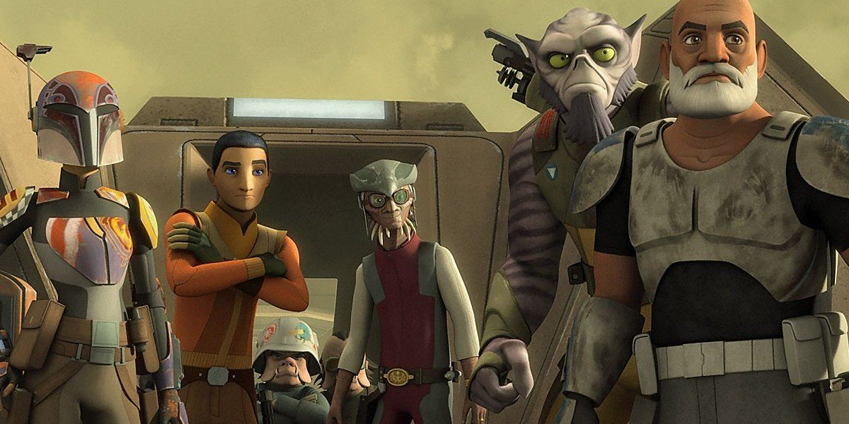 One Star Wars Rebels Star Wants To Reprise His Role For A Live-Action Project