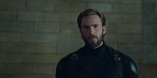 Chris Evans Steve Rogers Avengers infinity war captain america nomad