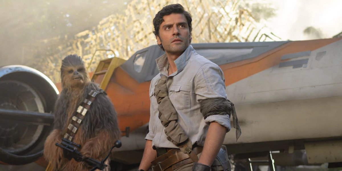Oscar Isaac Pitched One Touching Star Wars: The Rise of Skywalker Scene To J.J. Abrams