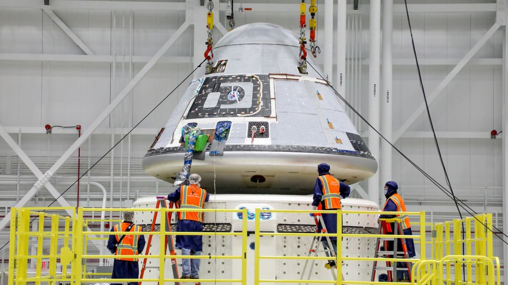 Boeing targets a March 25 launch for next Starliner test flight for NASA