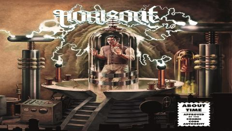 Cover artwork for Horisont - About Time album