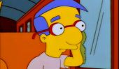 The Crazy Story Behind Milhouse's Creation On The Simpsons