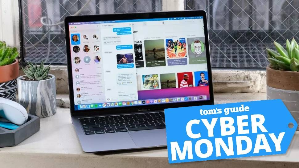 Hurry! New MacBook Air M1 just hit lowest price yet in Cyber Monday laptop deal