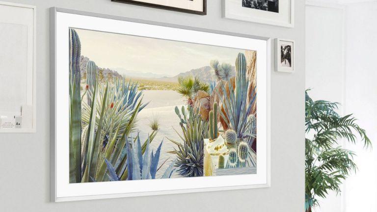 """best 40 inch tv: Samsung 43"""" The Frame Smart 4K QLED TV"""