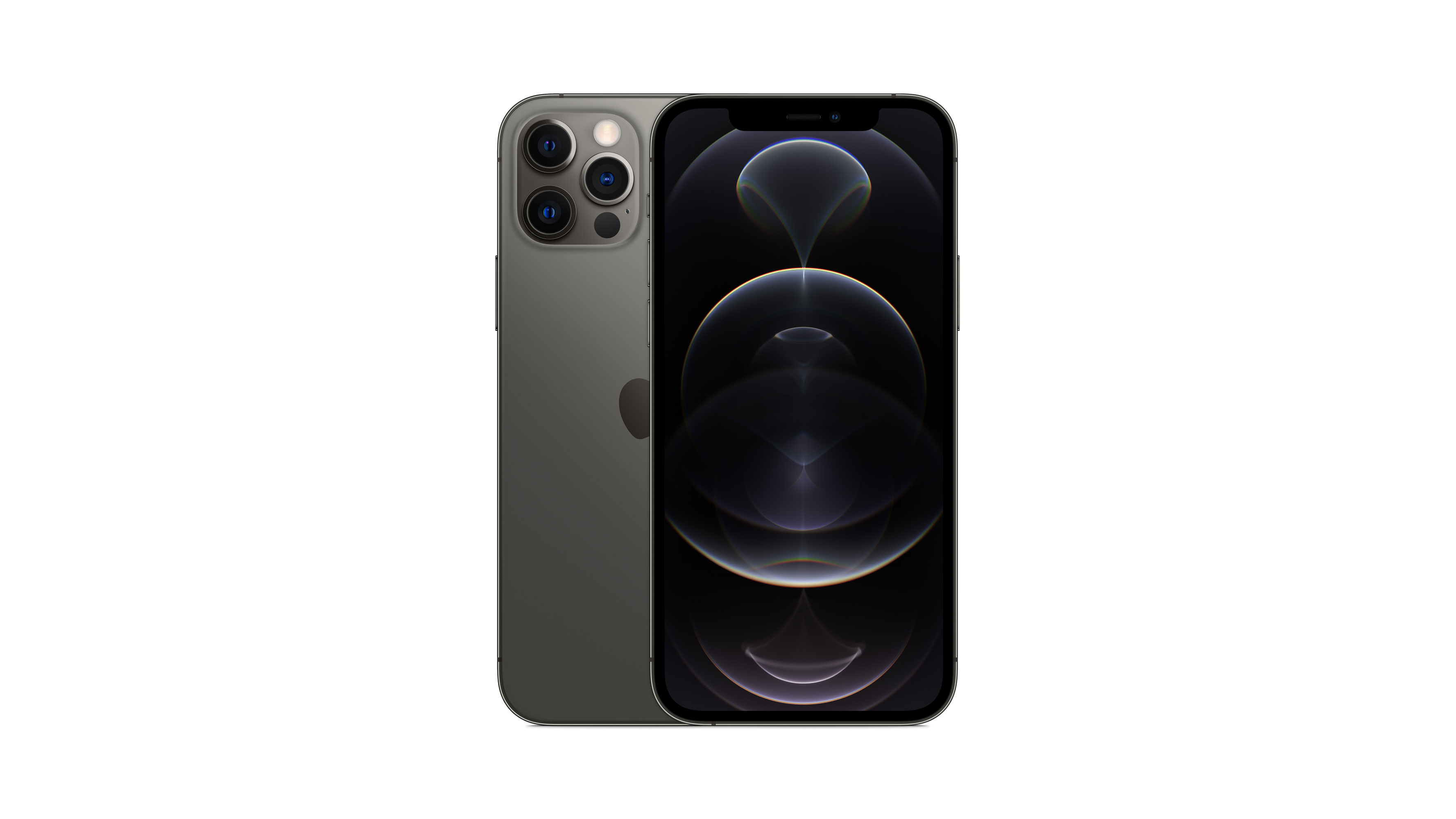 iPhone 12 Pro in graphite
