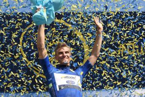Marcel Kittel wins Dubai Tour overall with stage four victory