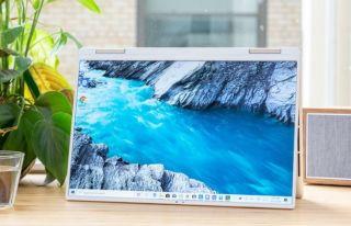 La mejor computadora portátil 2 en 1: Dell XPS 13 2 en 1 (2019)
