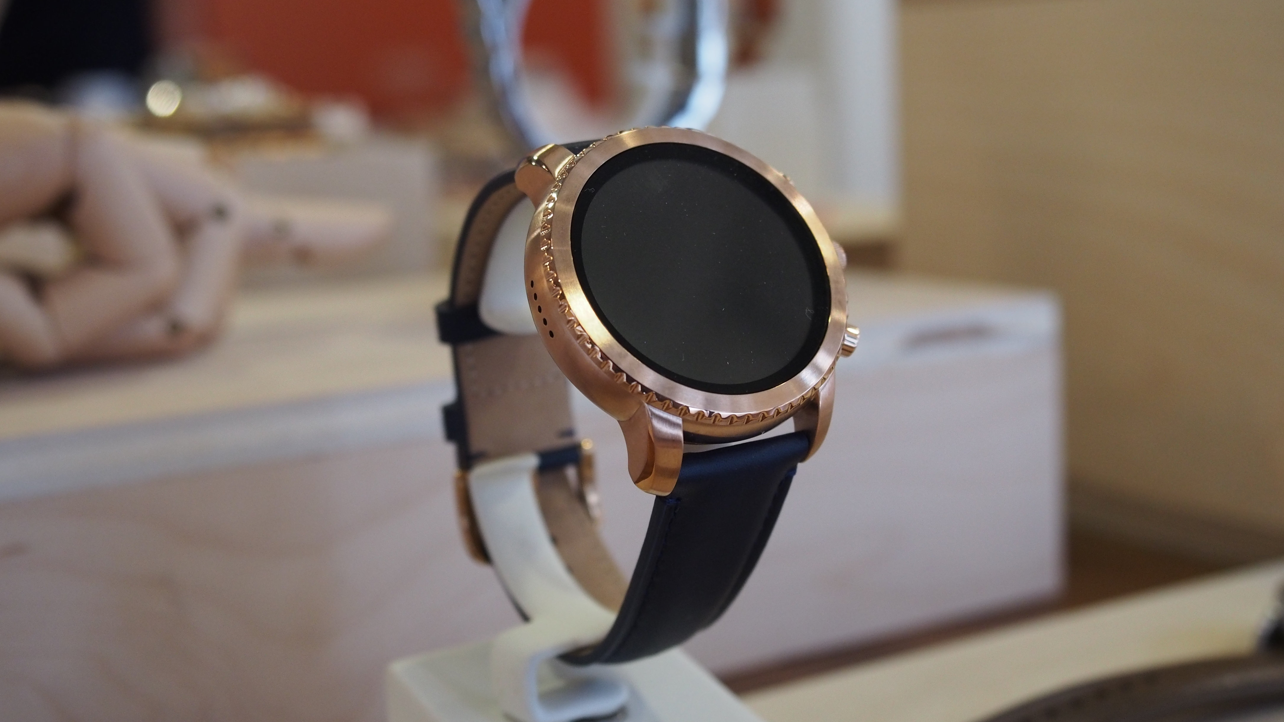cbceb3dc7 Hands on: Fossil Q Explorist review | TechRadar